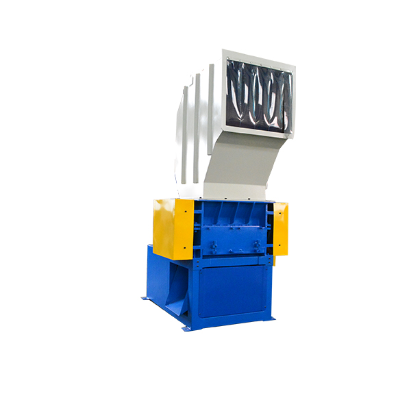 Rigid plastic crusher